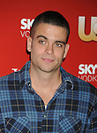 WEST HOLLYWOOD, CA. - November 18: Mark Salling arrives at the US Weekly's Hot Hollywood 2009 at Voyeur on November 18, 2009 in West Hollywood, California.