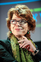 Thursday  29 May 2014, Hay on Wye, UK<br /> Pictured: Vicky Pryce<br /> Re: The Hay Festival, Hay on Wye, Powys, Wales UK.