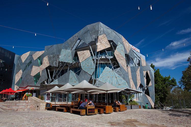 Arintji Cafe Bar, Federation Square, Melbourne