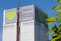 Grenfell Anniversary 14 June 2018