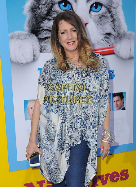 01 August 2016 - Hollywood, California. Joely Fisher. World premiere of &quot;Nine Lives&quot; held at the TCL Chinese Theatre. <br /> CAP/ADM/BT<br /> &copy;BT/ADM/Capital Pictures