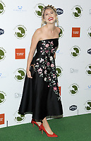 NEW YORK, NY - OCTOBER 04: Liz Dee attends the 2018 Farm Sanctuary on the Hudson gala at Pier 60 on October 4, 2018 in New York City.     <br /> CAP/MPI/JP<br /> &copy;JP/MPI/Capital Pictures