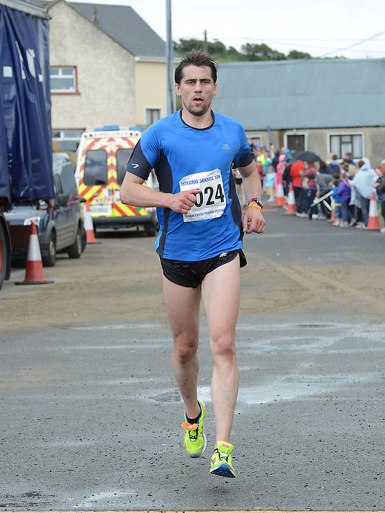 Integral Clogherhead 10K. Photo:Colin Bell/pressphotos.ie