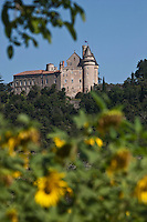 Europe/Europe/France/Midi-Pyrénées/46/Lot/ Mercuès: Château de Mercuès