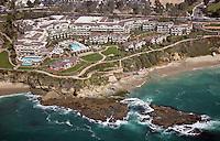 Aerial of Montage Resort
