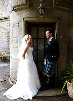 Martin & Morag at Solsgirth House
