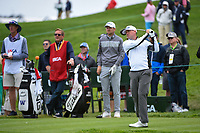Alex Prugh (USA) watches his tee shot on 10 during round 3 of the 2019 US Open, Pebble Beach Golf Links, Monterrey, California, USA. 6/15/2019.<br /> Picture: Golffile | Ken Murray<br /> <br /> All photo usage must carry mandatory copyright credit (© Golffile | Ken Murray)