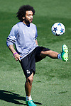 Real Madrid's Marcelo Vieira during training session. May 1,2017.(ALTERPHOTOS/Acero)