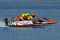 45-M, 13-F, 58-M        (Outboard Hydroplanes)