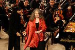 09 14 - Neojiba Orchestra - Martha Argerich