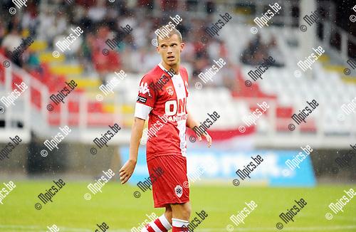2015-08-23 / Voetbal / Seizoen 2015-2016 / R. Antwerp FC - Seraing / Geoffry Hairemans<br /><br />Foto: Mpics.be