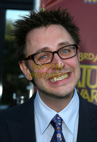 JAMES GUNN.33rd Annual Saturn Awards presented by the Academy Of Science Fiction, Fantasy and Horror Films held at the Universal City Hilton Hotel,Universal City, California, USA, 10 May 2007..portrait headshot glasses.CAP/ADM/CH.©Charles Harris/AdMedia/Capital Pictures.