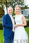 Georgina Dineen and Aidan Hobbert were married at the Church of the Immaculate Conception by Fr. Padraig Walsh on Friday 28th October 2016 with a reception at Ballygarry House Hotel