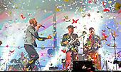 Jun 26, 2011: COLDPLAY - Glastonbury Festival Day Two