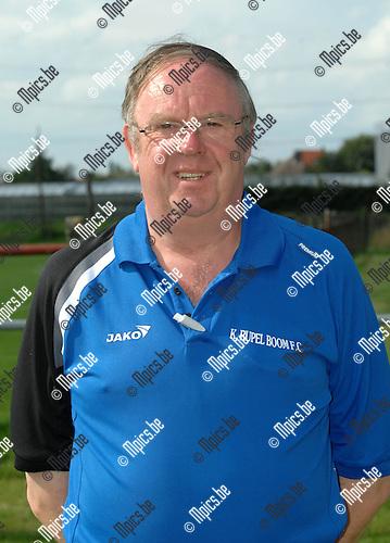2007-07-22 / Voetbal / K Rupel Boom FC / Luc Van Reeth
