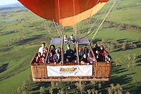 20150113 January 13 Hot Air Balloon Gold Coast