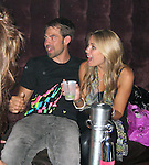 .7-28-08.Exclusive.Monday night Lauren Conrad with friends at the key club in Hollywood rocking out to cover band Steel Panther. Lauren was really happy and cuddling  and kissing with her boy the entire night. ...www.AbilityFilms.com.805-427-3519.AbilityFilms@yahoo.com