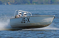 """JS-X """"Project X"""" (Jersey Speed Skiff)"""