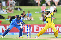 Australia's batsman Param Uppal in action while batting during the ICC U-19 Cricket World Cup 2018 Finals between India v Australia, Bay Oval, Tauranga, Saturday 03rd February 2018. Copyright Photo: Raghavan Venugopal / © www.Photosport.nz 2018 © SWpix.com (t/a Photography Hub Ltd)