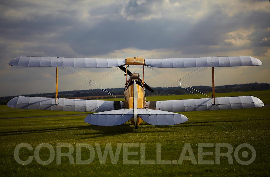 De Havilland DH82A ger Tiger Moth Biplane