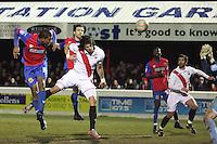 Dagenham & Redbridge vs Southampton 03-01-11