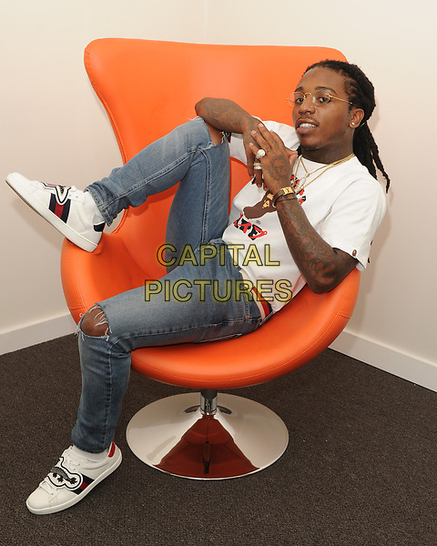 HOLLYWOOD, FL - JULY 18: Jacquees JAMZ Live on July 18, 2017 in Hollywood, Florida. <br /> CAP/MPI04<br /> &copy;MPI04/Capital Pictures