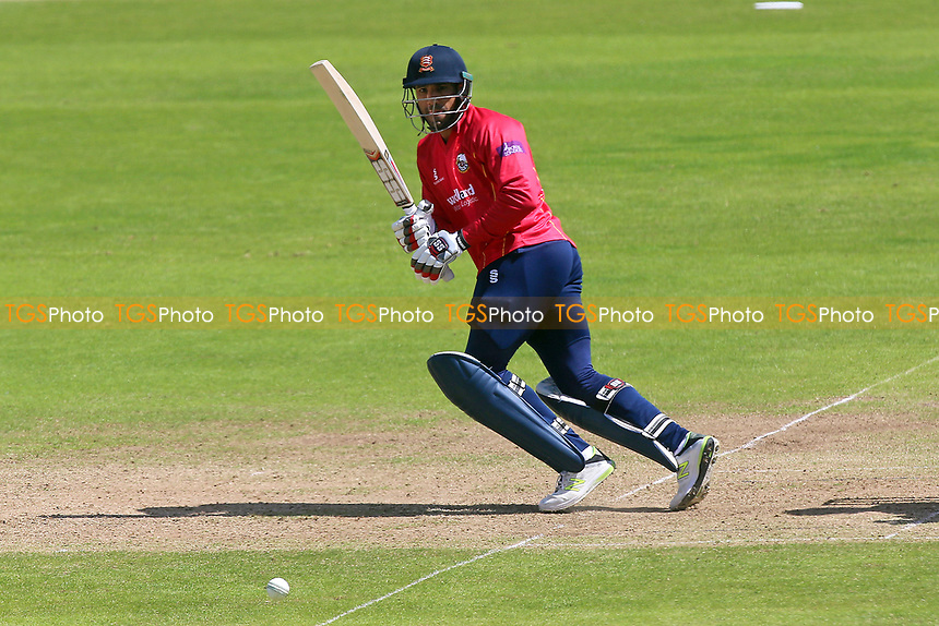 Ravi Bopara in batting action for Essex during Somerset vs Essex Eagles, Royal London One-Day Cup Cricket at The Cooper Associates County Ground on 14th May 2017