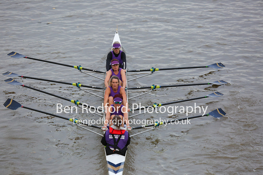 Crew: 244  Castle Dore  W 4x+<br /> <br /> Veteran Fours Head 2018<br /> <br /> To purchase this photo, or to see pricing information for Prints and Downloads, click the blue 'Add to Cart' button at the top-right of the page.