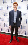 Nicholas Barasch attends the 73rd Annual Theatre World Awards at The Imperial Theatre on June 5, 2017 in New York City.
