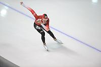 SCHAATSEN: Calgary: Essent ISU World Sprint Speedskating Championships, 28-01-2012, 1000m Heren, Bram Smallenbroek (AUT), ©foto Martin de Jong