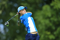 Emilie Alba Paltrinieri (Italy) during final day of the World Amateur Team Championships 2018, Carton House, Kildare, Ireland. 01/09/2018.<br /> Picture Fran Caffrey / Golffile.ie<br /> <br /> All photo usage must carry mandatory copyright credit (&copy; Golffile | Fran Caffrey)
