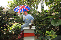 Dr. Luke Dixon at his Bedford Square hive. He is also artistic director of theatre nomad, internationally known for its innovative productions of Shakespeare.  Its productions have toured the world and Luke Dixon's work on acting and performance in a multicultural and multilingual setting was published in New York and is a work of reference in the profession. Luke Dixon is also a part-time beekeeper.