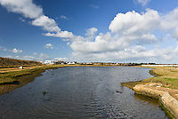 Sturt Pond Nature Reserve, Milford-On-Sea, Hampshire, UK