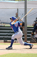 Max Kwan - Chicago Cubs - 2010 Instructional League.Photo by:  Bill Mitchell/Four Seam Images..