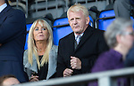 St Johnstone v Aberdeen...23.08.14  SPFL<br /> Gordon Strachan watches the game<br /> Picture by Graeme Hart.<br /> Copyright Perthshire Picture Agency<br /> Tel: 01738 623350  Mobile: 07990 594431
