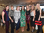 Ciara Winters, Lisa Martin, Lyndsey McHugh, Sandra Flynn, Jean and Colette McDonnell pictured with Lorraine Keane at the Keane On Style event at City North hotel. Photo:Colin Bell/pressphotos.ie