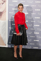 Thais Blume poses for the photographers during TOUS presentation in Madrid, Spain. January 21, 2015. (ALTERPHOTOS/Victor Blanco) /NortePhoto<br /> NortePhoto.com