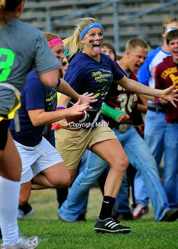 Powder Puff, Homecoming  Zenner