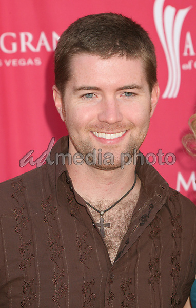 15 May 2007 - Las Vegas, Nevada - Josh Turner. 42nd Annual Academy Of Country Music Awards held at the MGM Grand Garden Arena. Photo Credit: Byron Purvis/AdMedia