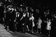 June 8th 1968, Arlington National Cemetery, Virginia.<br />