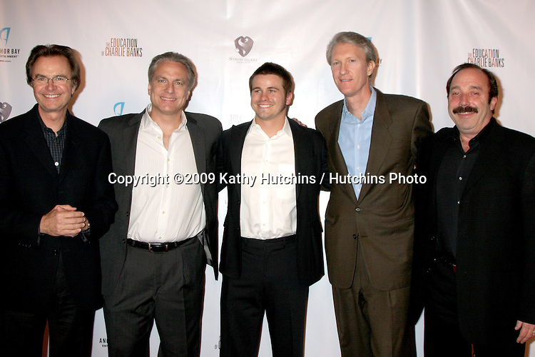 """The Education of Charlie Banks"" Premiere, a Anchor Bay Entertainment Film,  at the ArcLight Theaters in Los Angeles, CA on  March 18, 2009 .©2009 Kathy Hutchins / Hutchins Photo...                ."