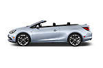 Car Driver side profile view of a 2016 Buick Cascada Premium 2 Door Convertible Side View