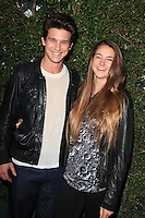 Daren Kagasoff and Shailene Woodley at the ABC Family West Coast Upfronts party at The Sayers Club on May 1, 2012 in Hollywood, California. © mpi26/MediaPunch Inc.