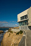 California: San Francisco. Cliff House Restaurant at Ocean Beach. Photo copyright Lee Foster. Photo #: 25-casanf75734