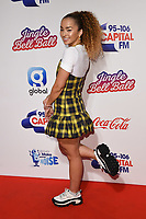 LONDON, UK. December 09, 2018: Ella Eyre at Capital's Jingle Bell Ball 2018 with Coca-Cola, O2 Arena, London.<br /> Picture: Steve Vas/Featureflash