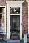 A front door in Leiden, Holland