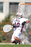 Los Angeles, CA 02/12/11 - Connor DeVane (LMU #30) in action during the SLC contest between LMU and visiting San Diego State.  LMU defeated SDSU 9-3.