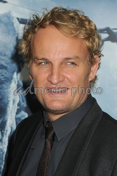 "9 September 2015 - Hollywood, California - Jason Clarke. ""Everest"" Los Angeles Premiere held at the TCL Chinese Theatre. Photo Credit: Byron Purvis/AdMedia"