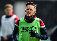 Bolton Wanderers' Craig Noone pictured before the match<br /> <br /> Photographer Andrew Kearns/CameraSport<br /> <br /> The EFL Sky Bet Championship - Derby County v Bolton Wanderers - Saturday 13th April 2019 - Pride Park - Derby<br /> <br /> World Copyright &copy; 2019 CameraSport. All rights reserved. 43 Linden Ave. Countesthorpe. Leicester. England. LE8 5PG - Tel: +44 (0) 116 277 4147 - admin@camerasport.com - www.camerasport.com
