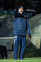 Bayern Munich II Manager Tim Walter during the Premier League International Cup match between Reading U23 and Bayern Munich II at the Adams Park, Wycombe, England on 8 December 2017. Photo by Andy Rowland.